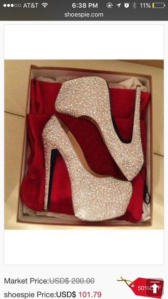 shoes silver heels rhinestone heels rhinestones glitter sequins heels pumps glitter heels high heels sparkle