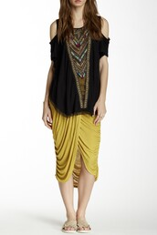 blouse,embroidered,mesh top,folk,ethnic