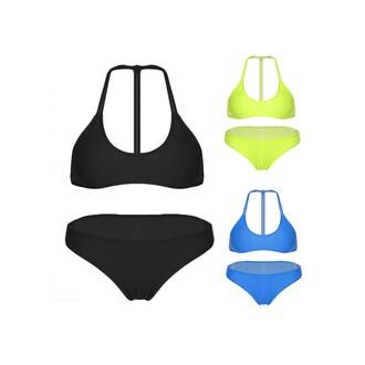 swimwear summah breeeze bikini black bikini blue bikini green bikini two-piece blue lime green bikini two piece swimsuit
