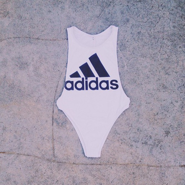 swimwear adidas baywatch white swimwear blouse adidas aidas white one piece
