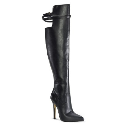 Altuzarra for Target Over-The-Knee Boot- Black