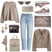 style archives | the style scribe,blogger,sweater,leggings