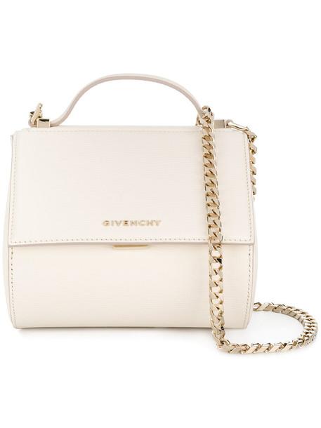 Givenchy women bag shoulder bag leather white