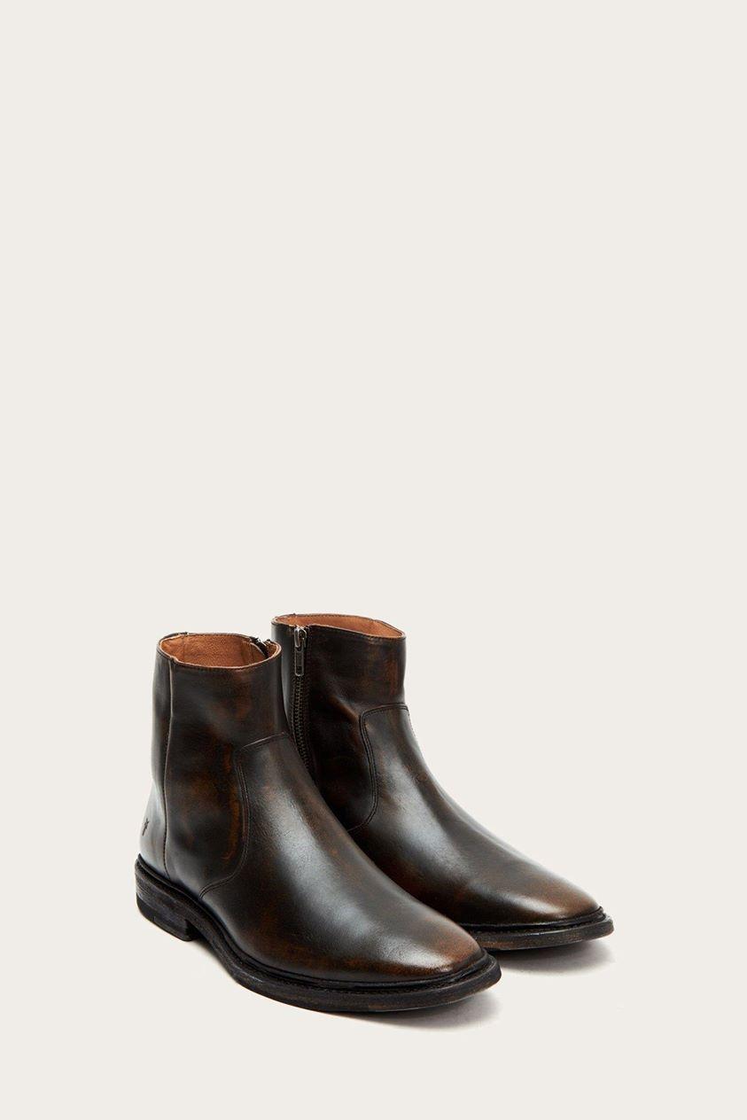 Paul Inside Zip Boots