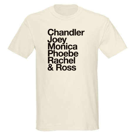 Friends cast T-Shirt by tshirtsbye2