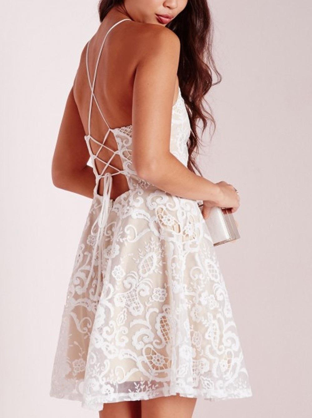 432e4ccc15 A-line Halter Prom Dress