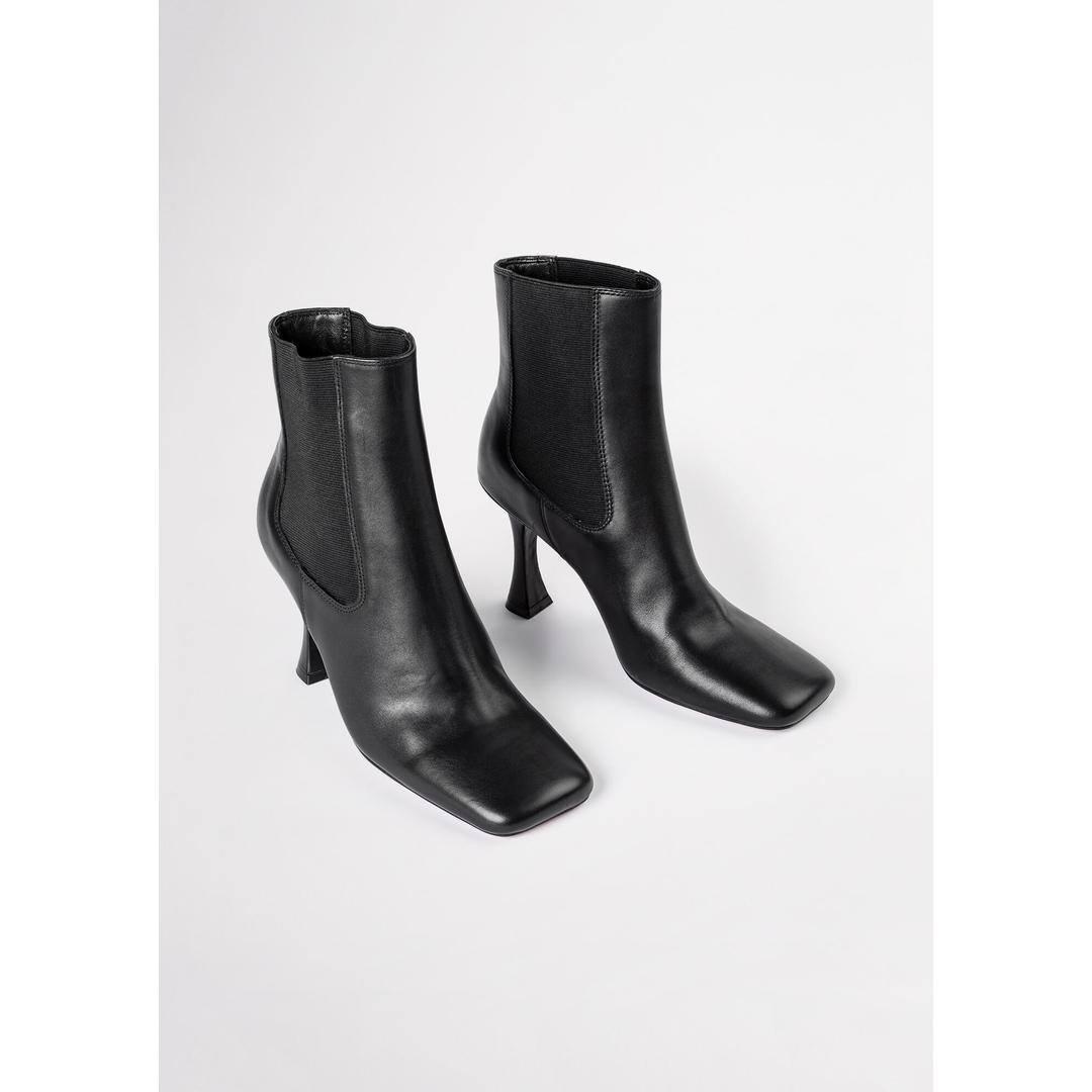 Clique Black Como Ankle Boots