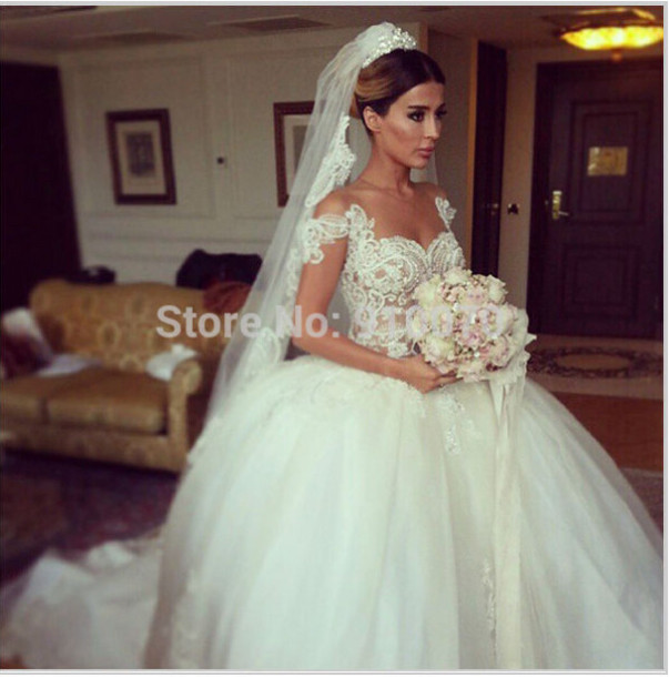 dress wedding dress white bridal gowns long wedding dresses for women elegant wedding dress lace wedding dress