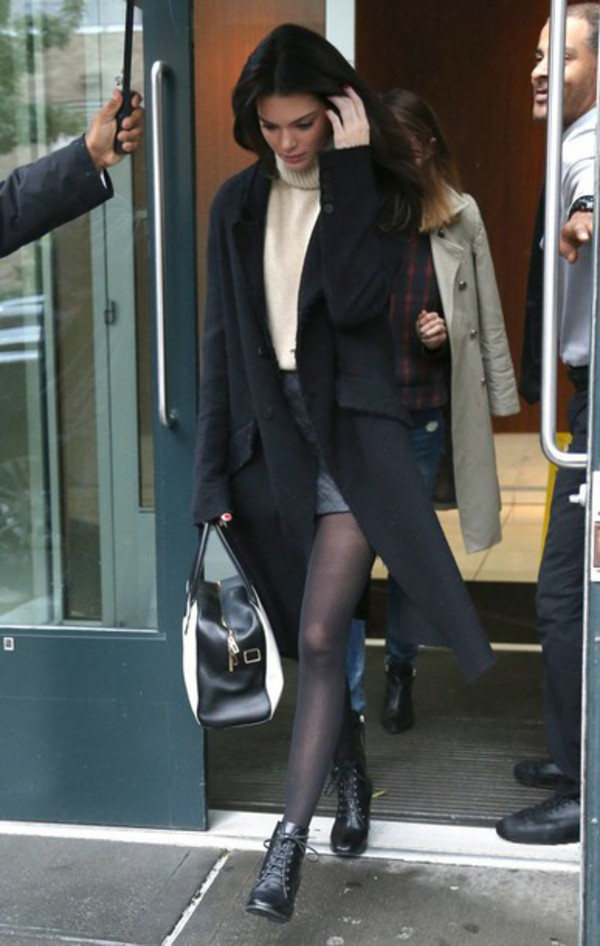Kendall Jenner Winter Outfits