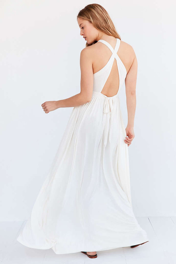 Maxi dress urban outfitters bedding