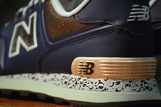 shoes navy shiny new balance newbalance atmosphere