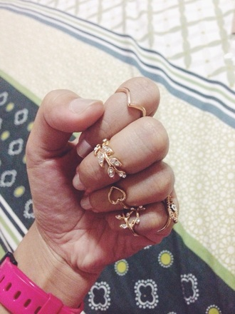 jewels knuckle ring hamsa ring jewel nontarnish eye ring hamsa hamsa eye ring ring hamsa hand evil eye rings and tings