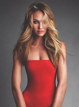 red dress bodycon bodice corset