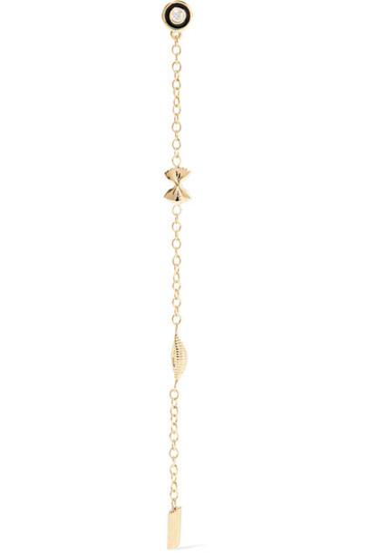 Alison Lou mini gold jewels
