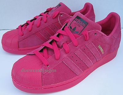 pharrell williams adidas superstar pink