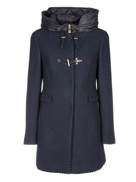 FAY coat blue