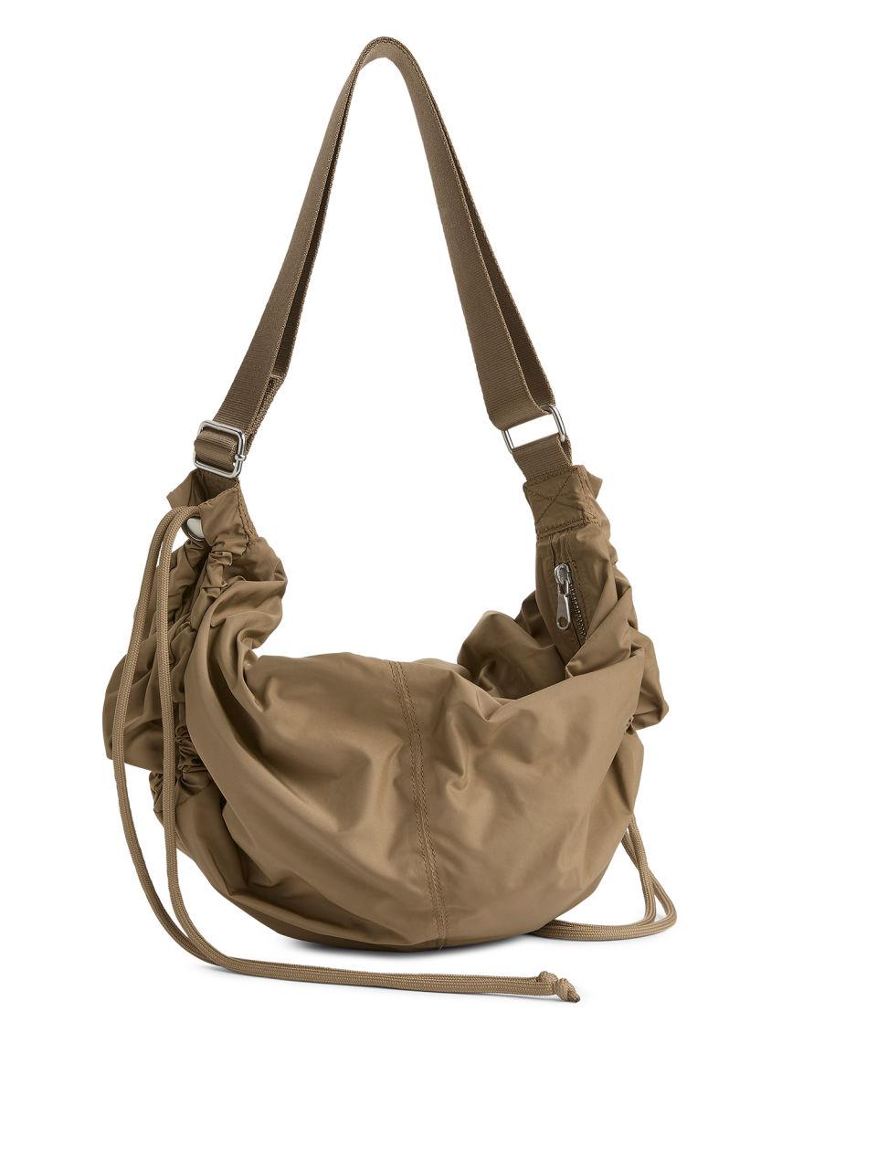 Crossbody Nylon Bag