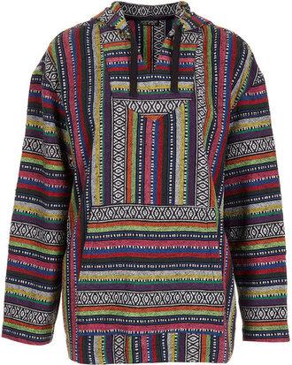 jacket clothes aztec colors native american baja hoodie
