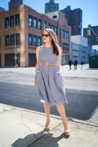 covering bases curvy blogger dress shoes jewels bag make-up