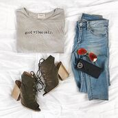 shoes,booties,boots,lace-up shoes,lace up boots,peep toe,khaki,casual,classic,spring,summer,fall outfits,winter outfits,qupid,everyday outfit
