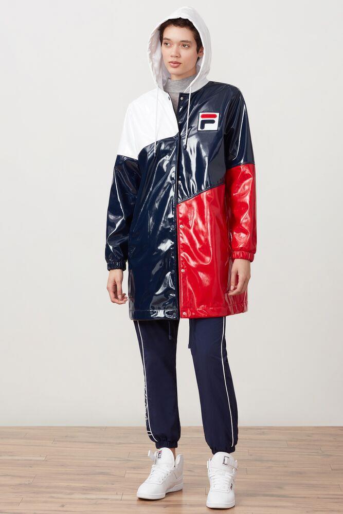 leonara rain jacket
