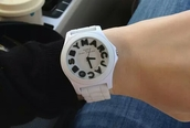 jewels,watch,watches online shopping,marc jacobs,marc jacobs watch,white watch,cute watch,pale,grunge,grunge jewelry,alternative,tumblr,dope,cool,style,stylish,trendy,on point clothing,fashion,blogger,fashionista,chill,rad