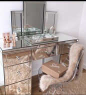 home accessory,tumblr,makeup table,chair,mirror