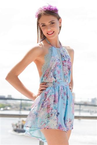 Shop Fashion Avenue - Clarissa Playsuit