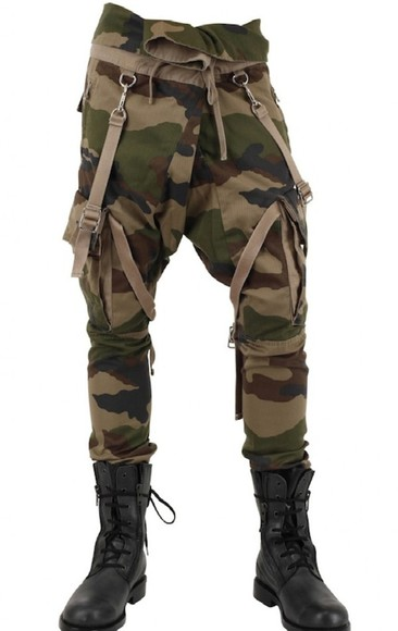 pants leggings black green brown army pants camouflage camo pants cargos cargo pants harem pants combat boots jeans military hot shorts camouflage pants