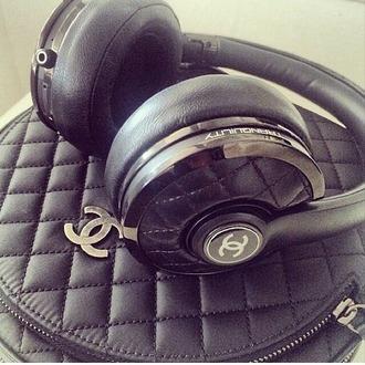 quilted headphones