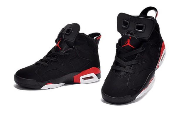 shoes red jordans jordans sneakers