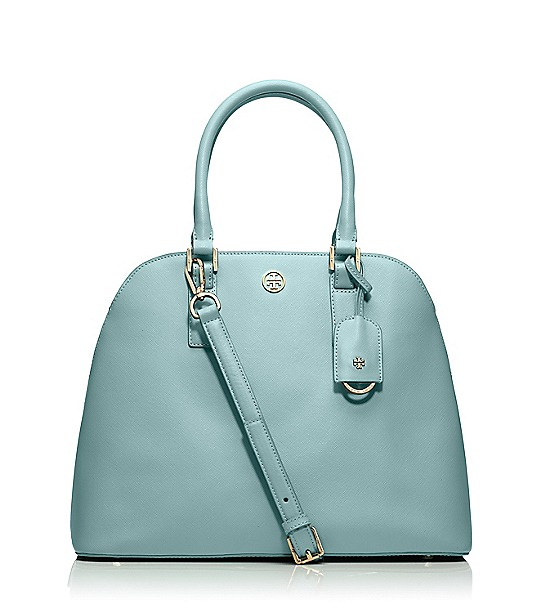 Robinson Open Dome Satchel  | Womens Robinson | ToryBurch.com