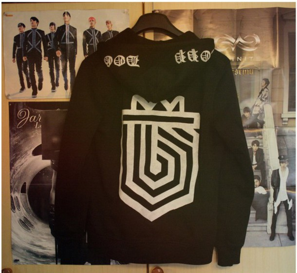 jacket kpop jacket cardigan sweater