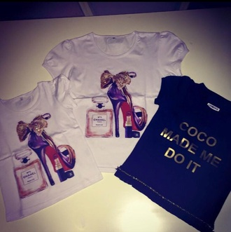 t-shirt louboutin kids fashion channel shirt