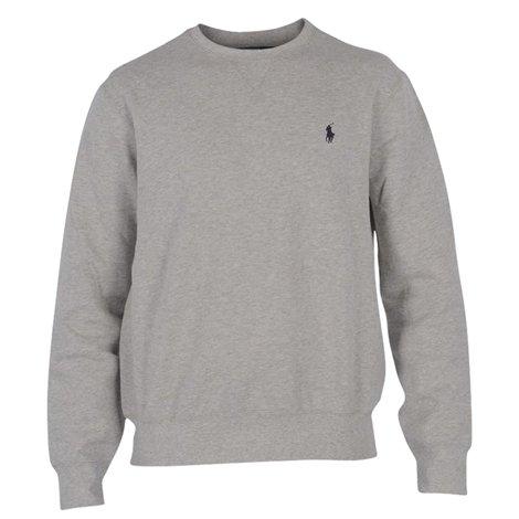 Polo Ralph Lauren Grey cotton blend sweatshirt