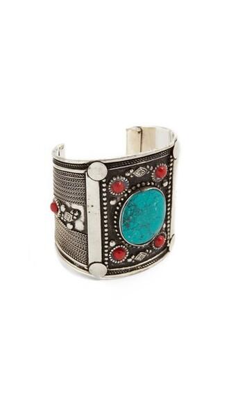 silver aztec jewels