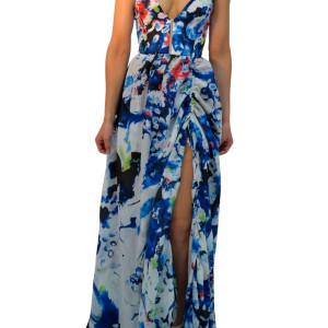 Bustier Puff Gown | Natalie Rolt