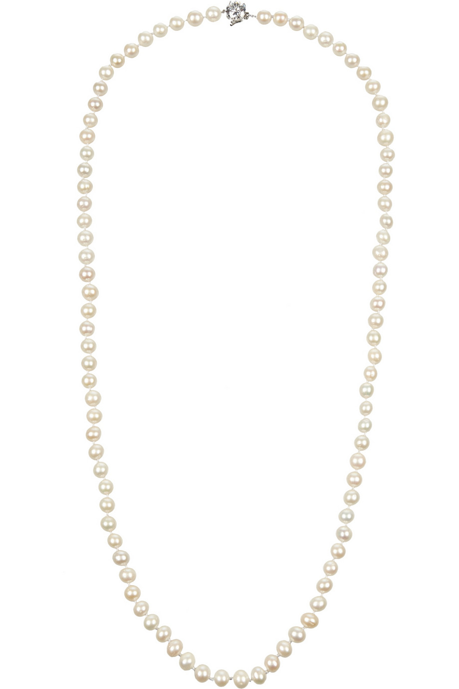 Freshwater pearl necklace | Kenneth Jay Lane | THE OUTNET