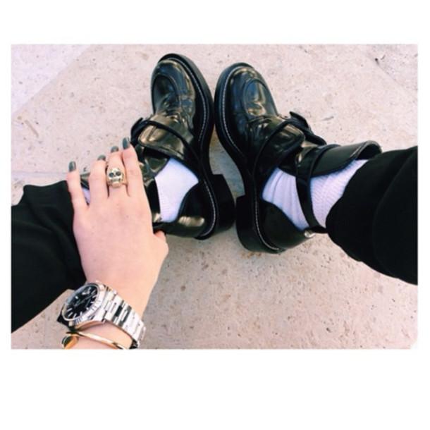 shoes black boots black ankle boots kylie jenner kardashians klyie jenner