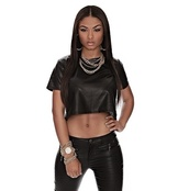 pants,india westbrooks,jewels,tank top,all black everything,already taken,brow up