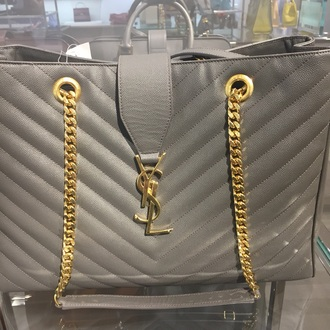 bag ysl bag handbag ysl purse chain bag