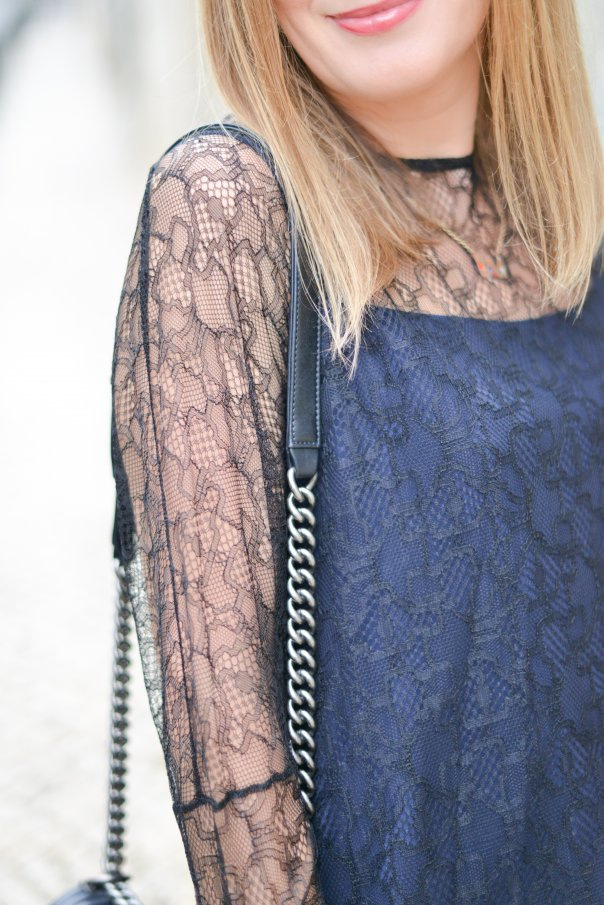 Roseanna Lucia Vito Blouse Dentelle | Blog Mode - The Working Girl