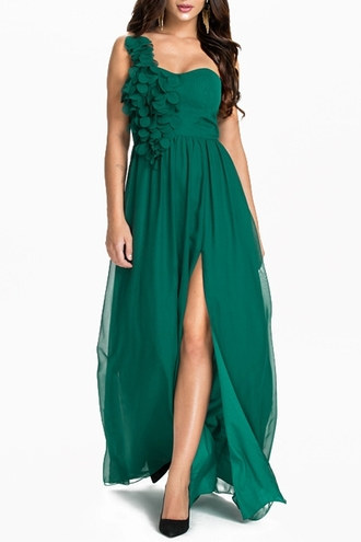 dress prom emerald green vert bouteille vestidos robe prom dress homecoming dress maxi dress green strapless chiffon chiffon dress classy beautiful