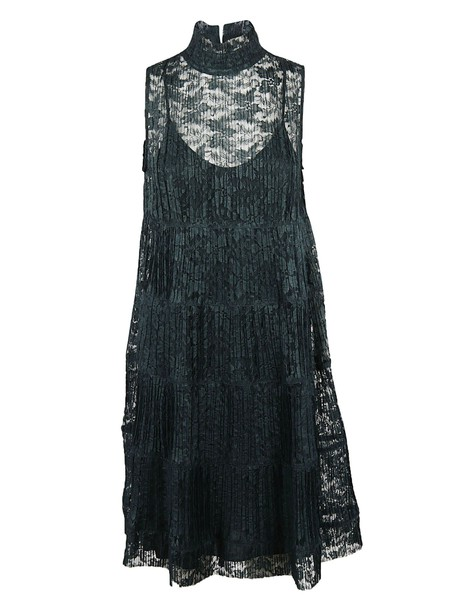See by Chloe dress high layered green