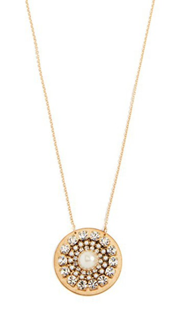 Sandy Hyun necklace gold jewels