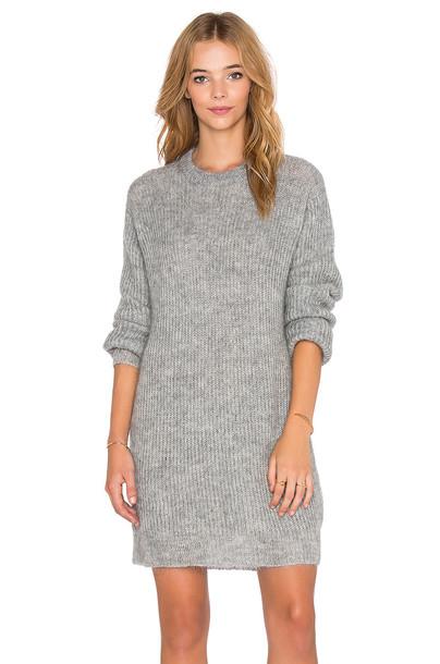 T by Alexander Wang sweater knit long mohair