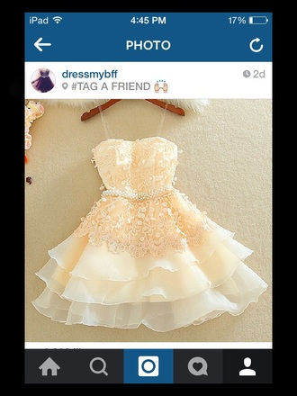 dress grade 8 grad sparkles fashion lace cute style prom