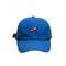 Royal blue dad's cap