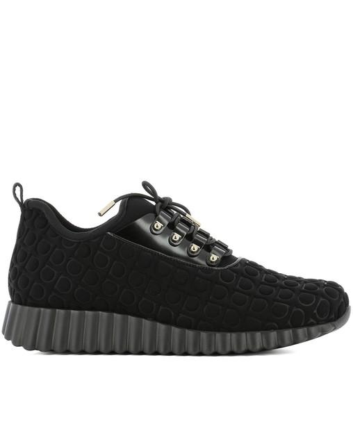 Salvatore Ferragamo sneakers black shoes
