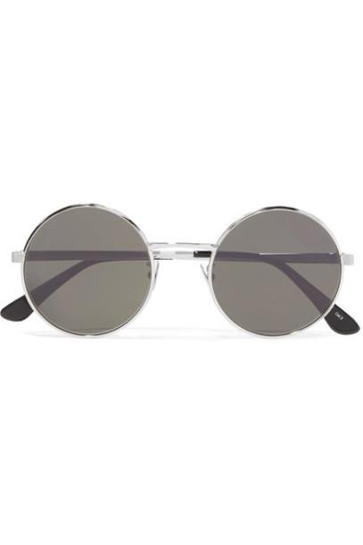 Saint Laurent sunglasses silver